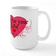 Run for your Life! Mug