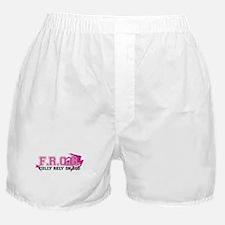 FROG pink Boxer Shorts