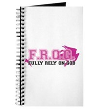 FROG pink Journal