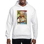 ALICE & THE OLD SHEEP Hooded Sweatshirt