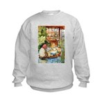 ALICE & THE OLD SHEEP Kids Sweatshirt