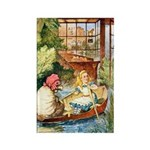 ALICE & THE OLD SHEEP Rectangle Magnet (100 pack)