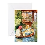ALICE & THE OLD SHEEP Greeting Cards (Pk of 10)