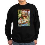 ALICE & THE OLD SHEEP Sweatshirt (dark)