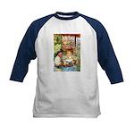 ALICE & THE OLD SHEEP Kids Baseball Jersey