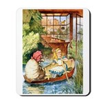 ALICE & THE OLD SHEEP Mousepad
