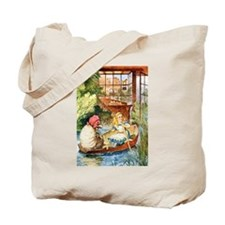 ALICE & THE OLD SHEEP Tote Bag