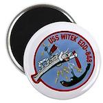 USS WITEK Magnet