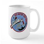 USS WITEK Large Mug