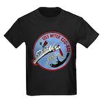 USS WITEK Kids Dark T-Shirt