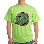 USS WITEK Green T-Shirt