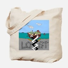 LOST Island Tote Bag