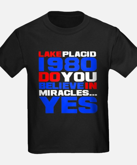 Do You Believe in Miracles? T