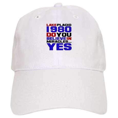 Miracle on Ice 1980 Cap