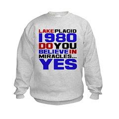 Miracle on Ice 1980 Sweatshirt