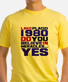 Miracle on Ice 1980 T