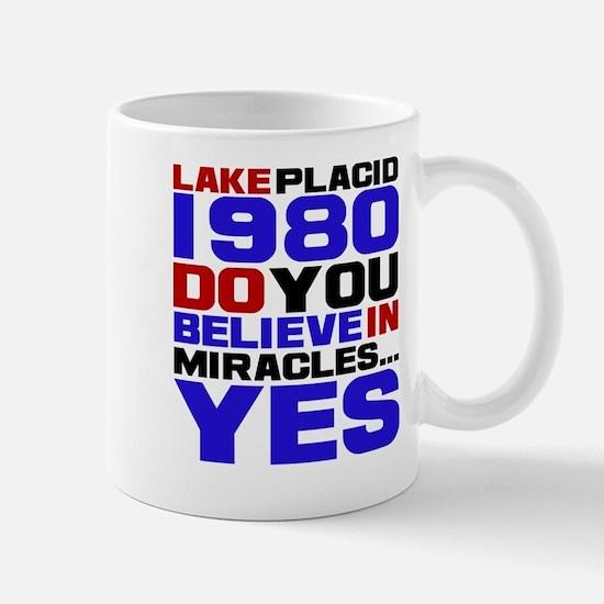 Miracle on Ice 1980 Mug