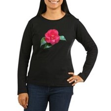 Red Camellia T-Shirt