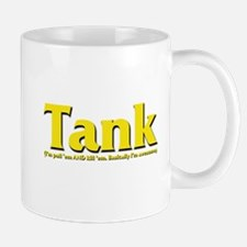 Tank - I'll pull 'em AND kill Mug