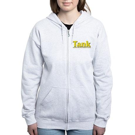 Tank - I'll pull 'em AND kill Women's Zip Hoodie