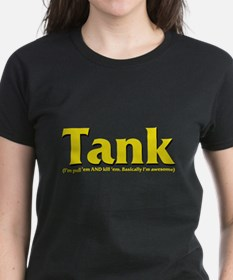 Tank - I'll pull 'em AND kill Tee