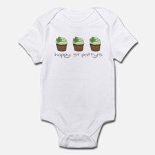 Lucky Cupcake - Infant Bodysuit