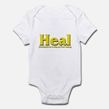 Heal - Somebody has to stop y Onesie