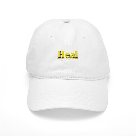 Heal - Somebody has to stop y Cap
