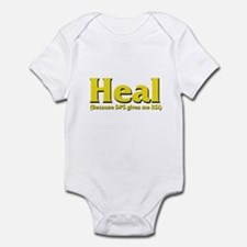Heal - Because DPS gives me R Onesie