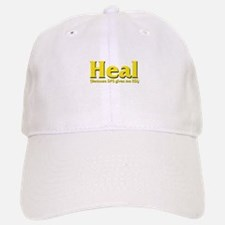 Heal - Because DPS gives me R Baseball Baseball Cap