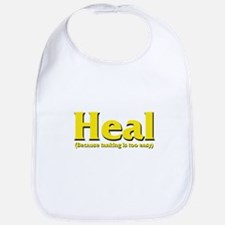 Heal - Because tanking is too Bib