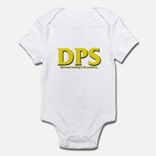 DPS - Because healing is for Infant Bodysuit