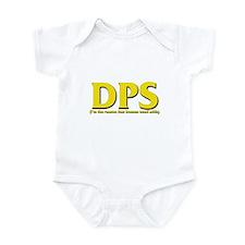 DPS - I'm the reason bosses n Infant Bodysuit