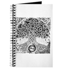 Celtic Tree of Life Ink Journal