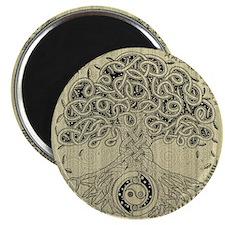 Celtic Tree of Life Ink Magnet