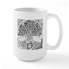 Celtic Tree of Life Ink Mug