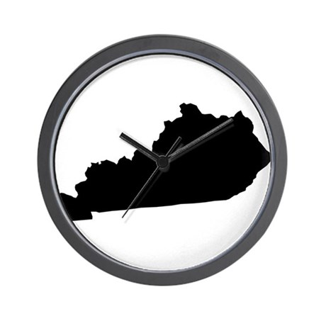 Kentucky Wall Clock
