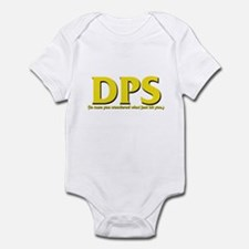 DPS - In case you wondered wh Infant Bodysuit