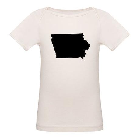 Iowa Organic Baby T-Shirt