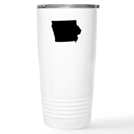 Iowa Stainless Steel Travel Mug