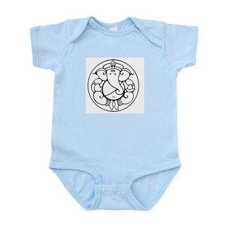 Baby Ganesh Infant Bodysuit