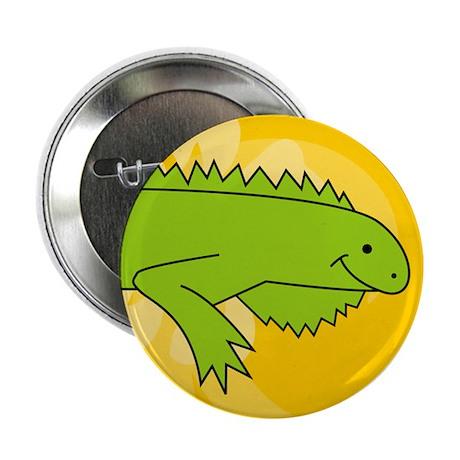 "Iguana 2.25"" Button (100 pack)"