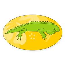 Iguana Decal