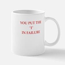 failure Mugs