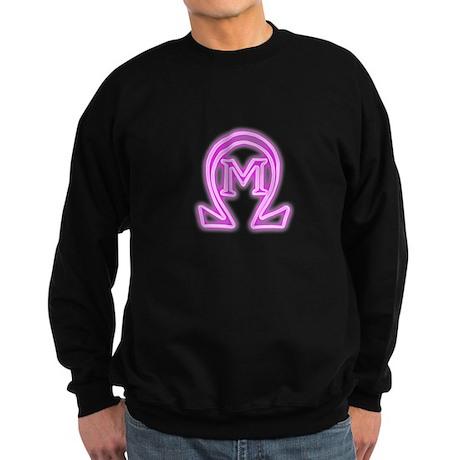 revenge of the nerds omega mu Sweatshirt (dark)