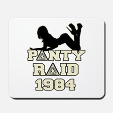 revenge of the nerds panty ra Mousepad