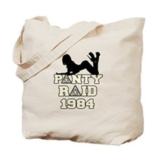 revenge of the nerds panty ra Tote Bag