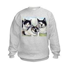 Cute Tuxedo Sweatshirt