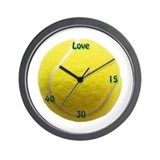 Tennis Wall Clocks