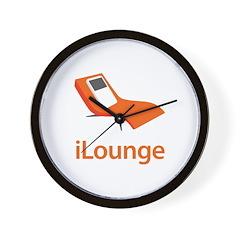 iLounge Logo Wall Clock